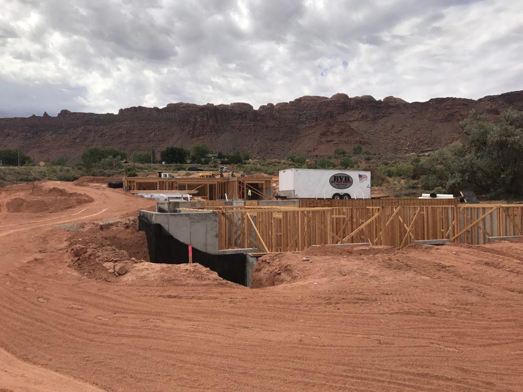 August 18, 2017 construction