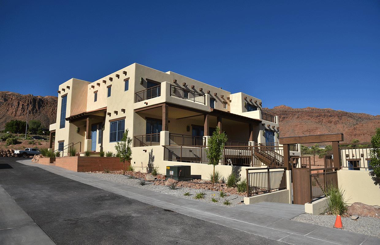 Slick Rock Lodge