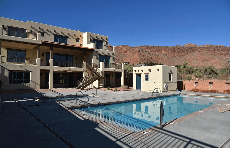 Slick Rock Lodge, Moab Utah
